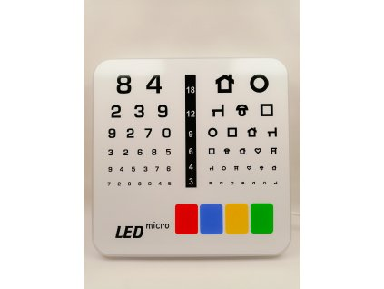 Optotyp Micro LED (1)