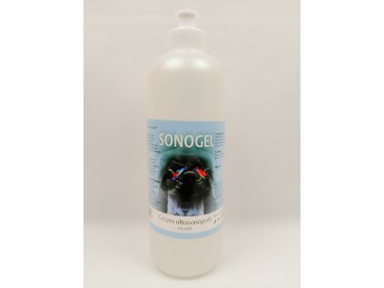 Sonogel na ultrazvuk 500 ml