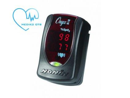 Prstový pulzní oxymetr 9550 Onyx II