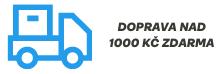 doprava nad 1000kč zdarma