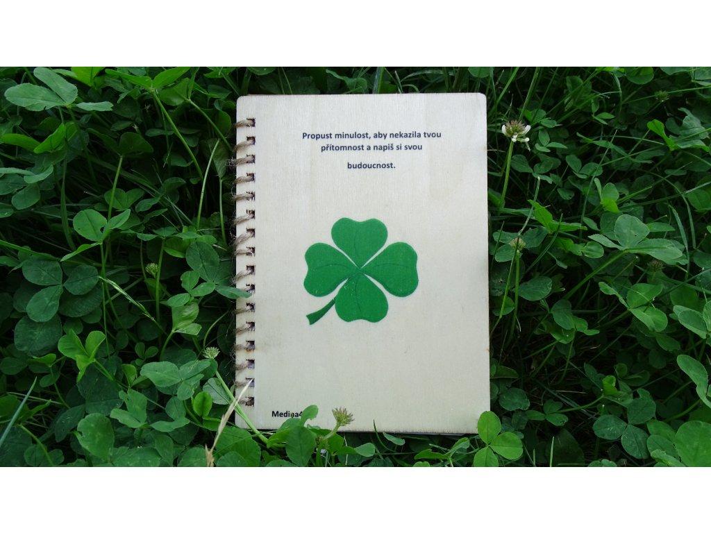 Zápisník na sny a přání