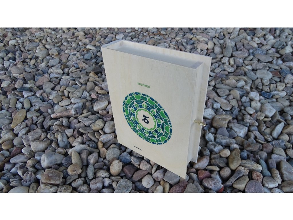 Krabicka kozoroh