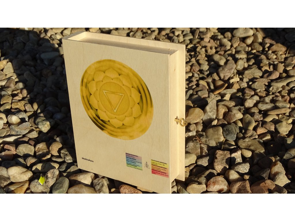 MANIPURA - čakra Solar Plexu