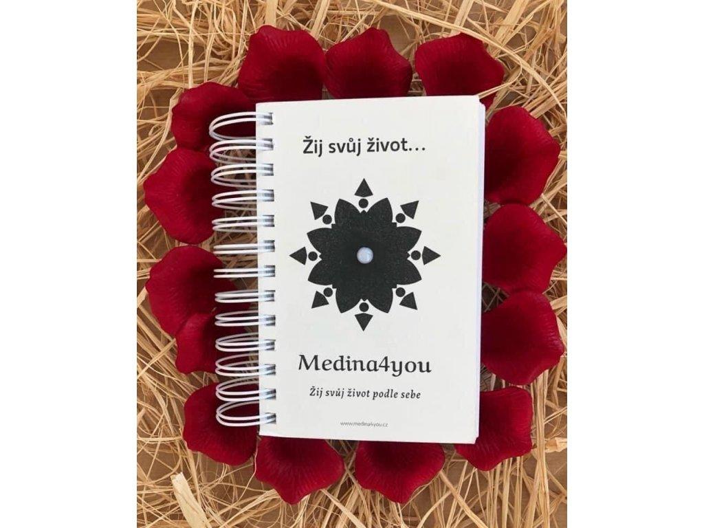 Medina4you  -KNIHA S NEVIDITELNÝMI CITÁTY