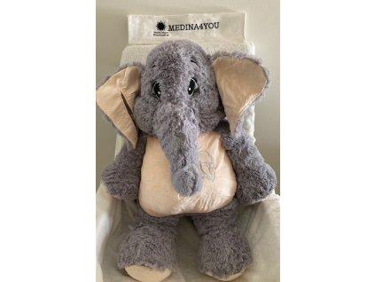OUŠKO slon