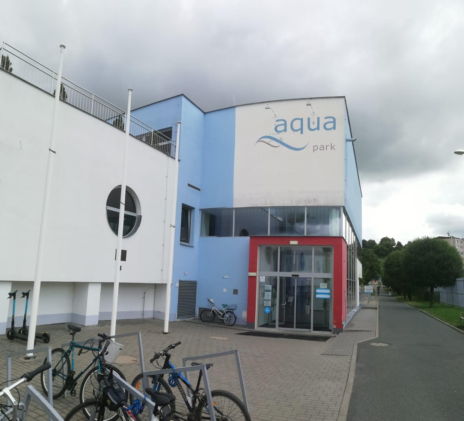 Nové antigenní testovací centrum v Aquaparku Uherské Hradiště