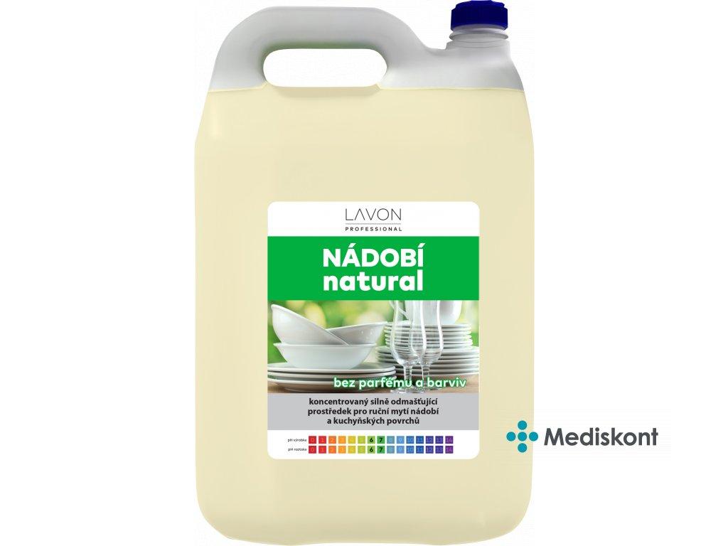 LAVON nadobi natural 5l