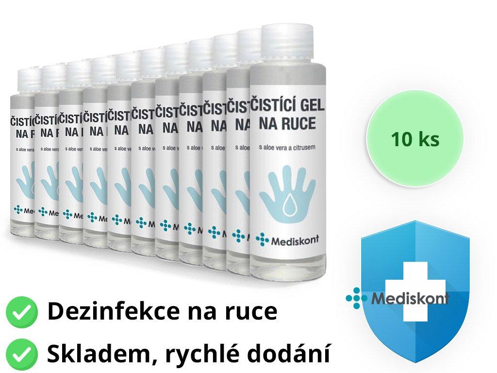 dezinfekce mediskont 10ks