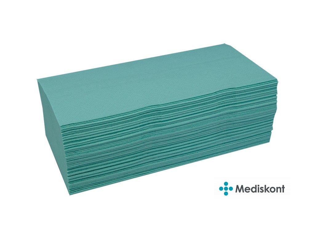 papirove rucniky zz katrin dvouvrstve zelene original