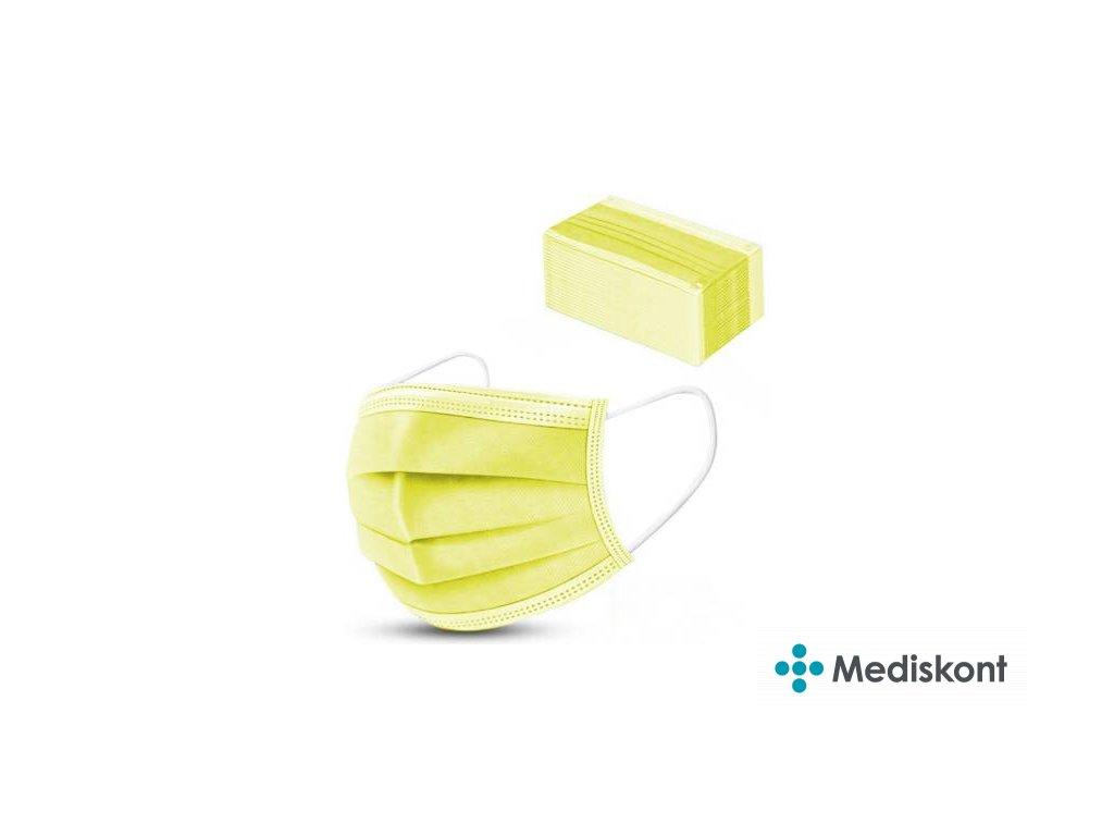 žluté roušky