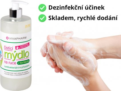 vivapharm mydlo na ruce