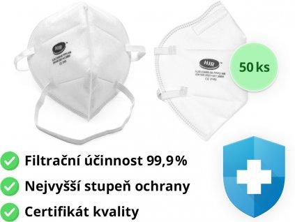 respirator ffp3 nr hjl mediskont