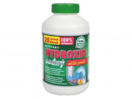 5777 hydroxid sodny kittfort 1kg