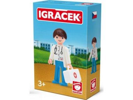 igráček doktor