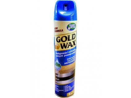 gold wax nabytek