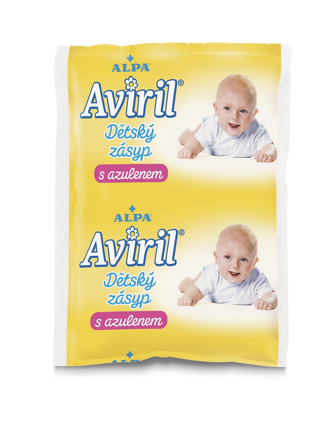 Alpa Aviril zásyp náhradní sáček 100 g