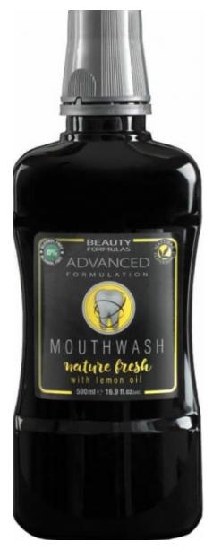 Levně Novak's International Beauty Formulas Ústní voda Nature Fresh 500 ml