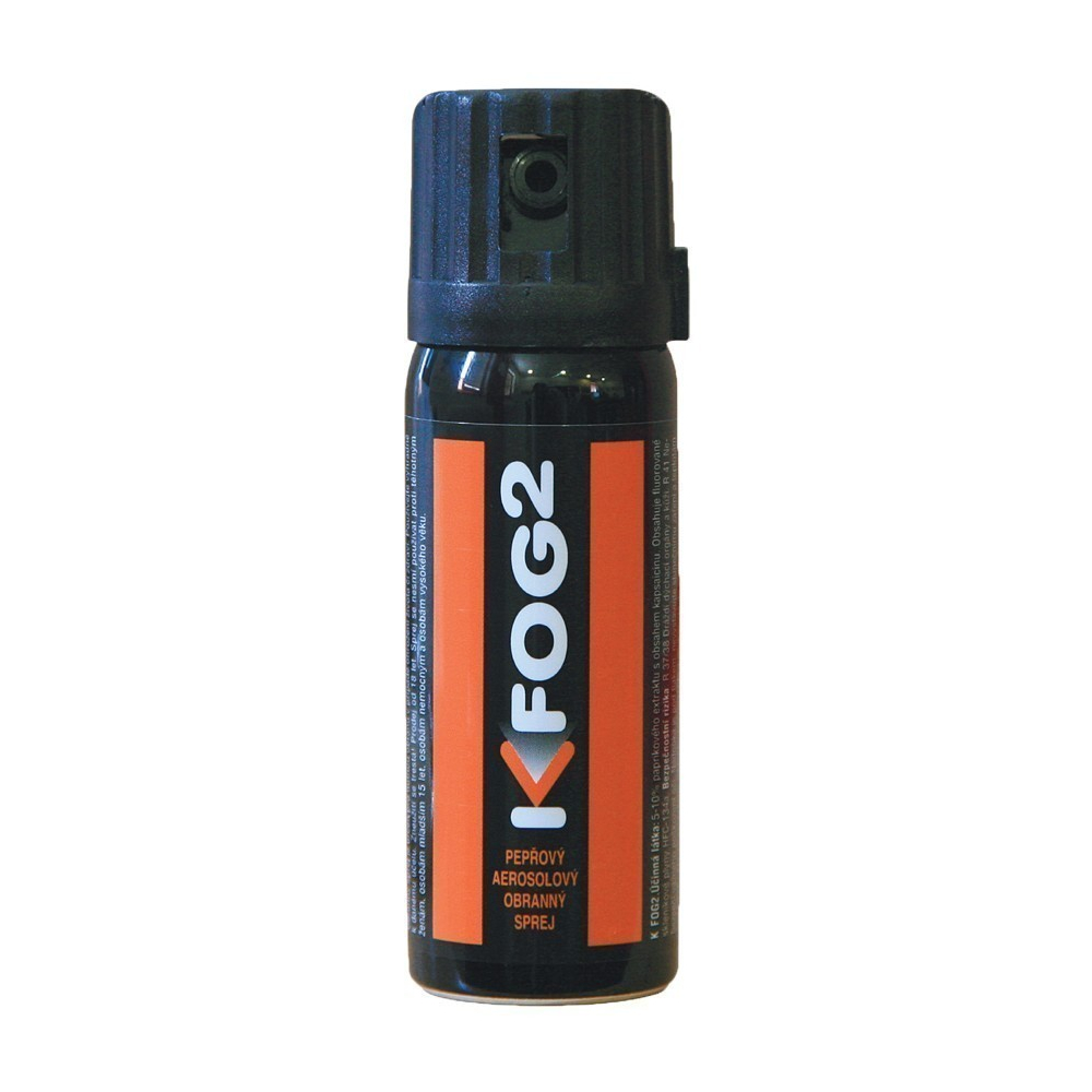 A1 Security Obranný sprej pepřový K-Fog2 50ml