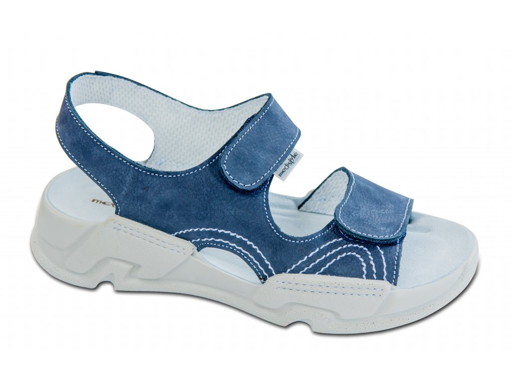 MEDISTYLE dámská zdravotní sandál HEDVIKA