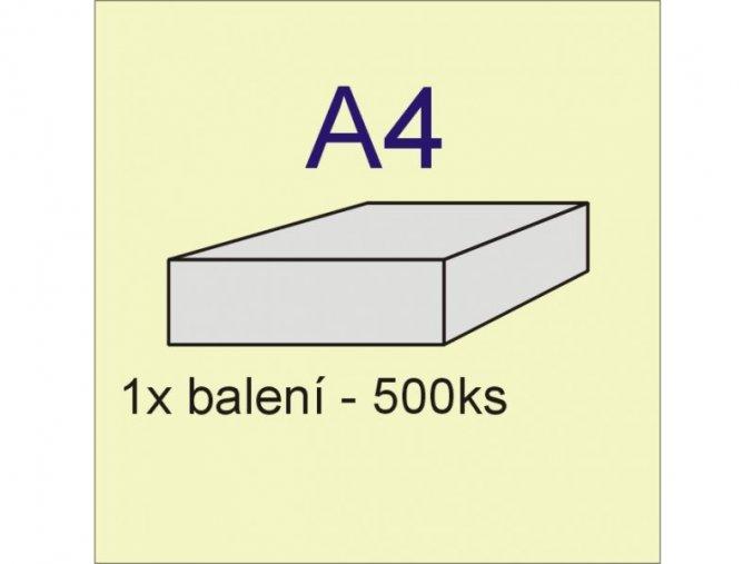 xerox papír A4 60g