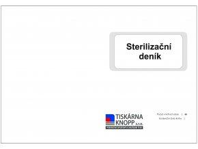 DENÍK sterilizační obálka