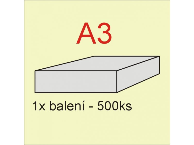 xerox papír A3