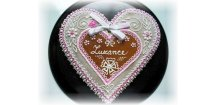 Srdce dárkové 150 g, 25 cm