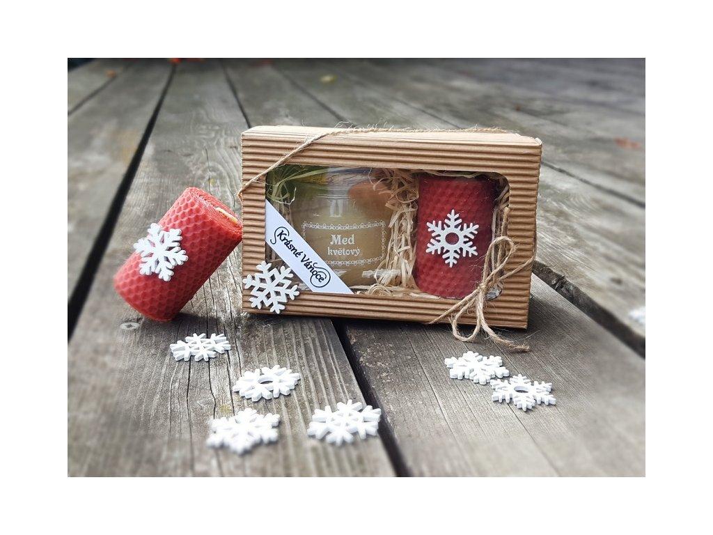 vánoční dárek medový