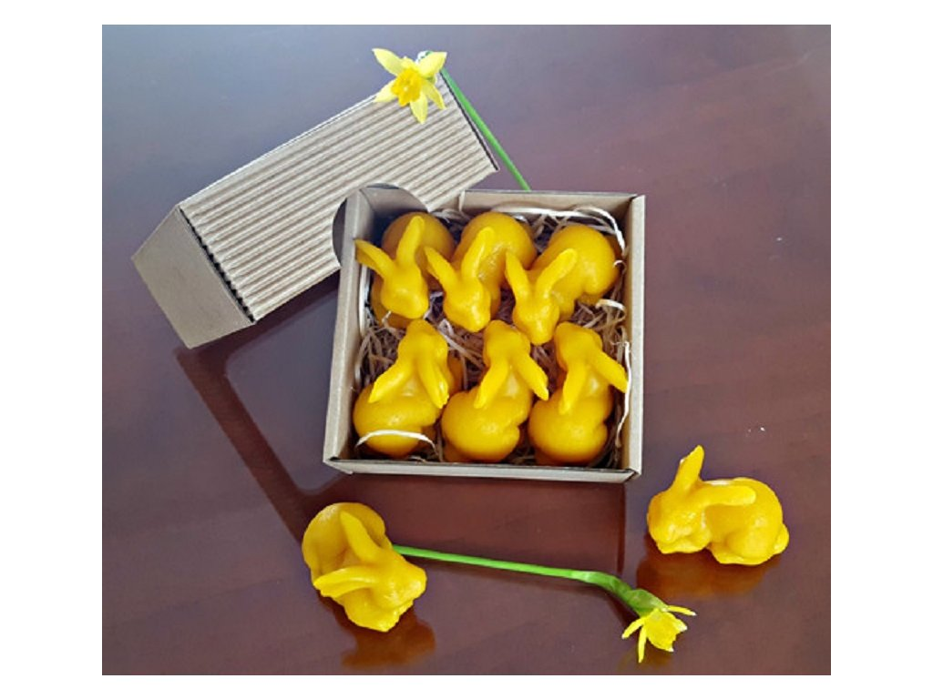 velikonoční zajíčci dárek (2)