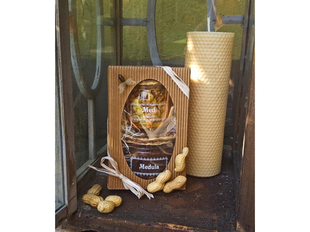 medový dárek oříškový (2)