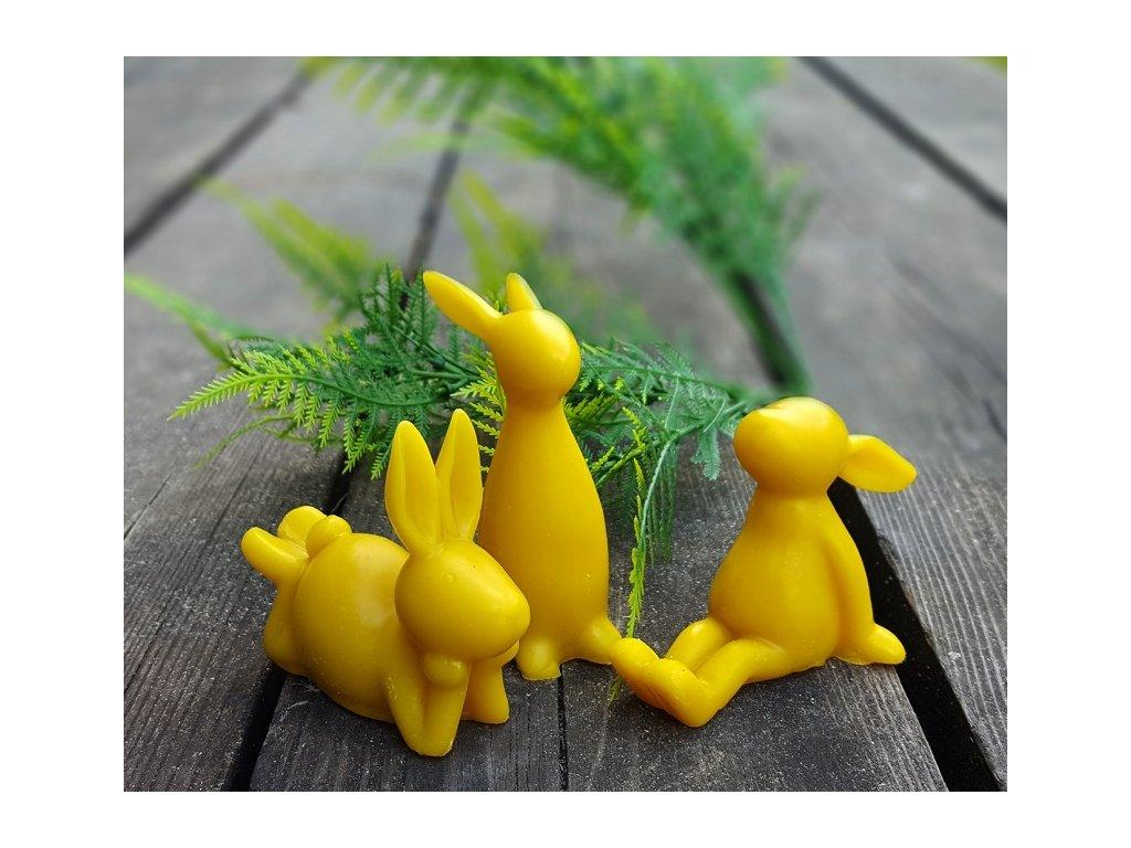 velikonoční zajíc dekorace (2)