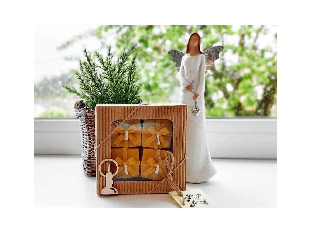 dárečky z včelího vosku dárkově1