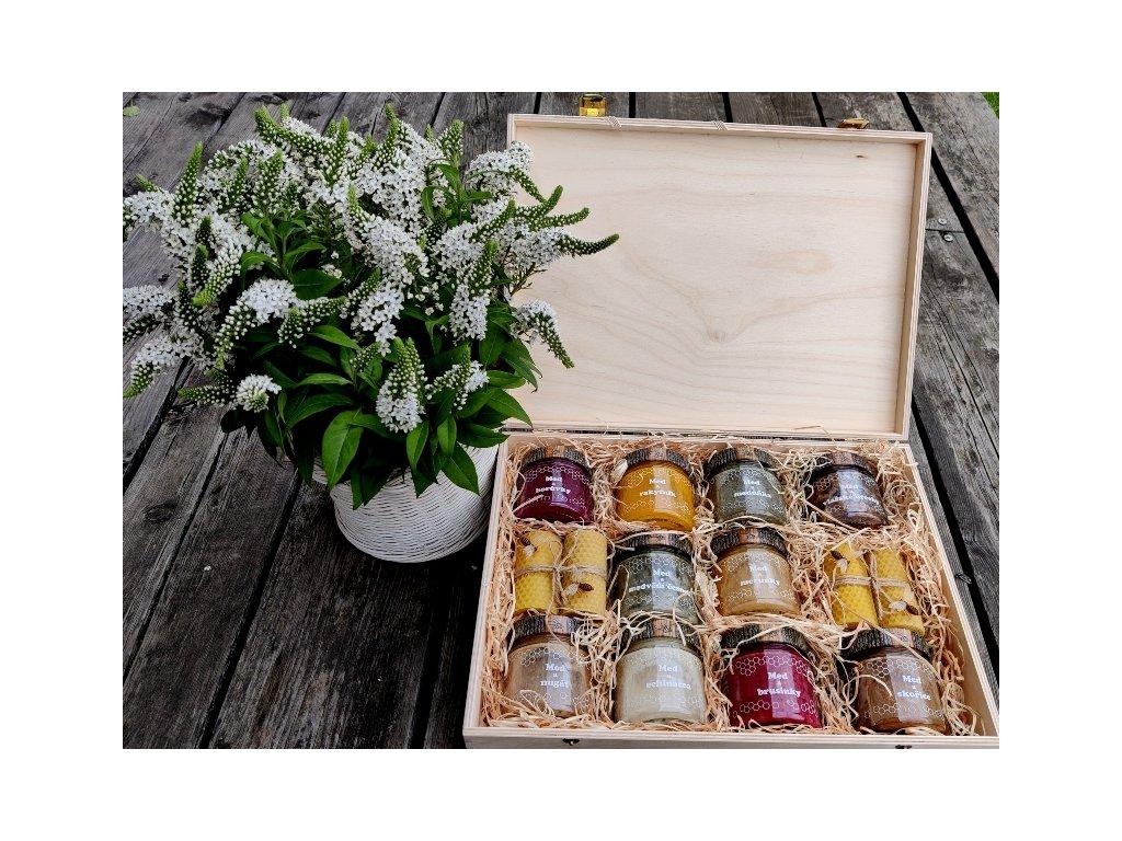 svatební dar XL1