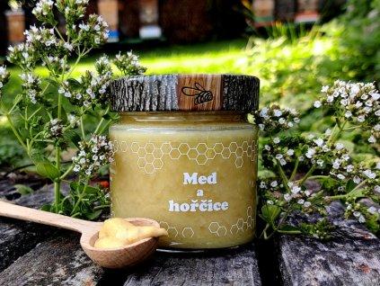 med a hořčice5