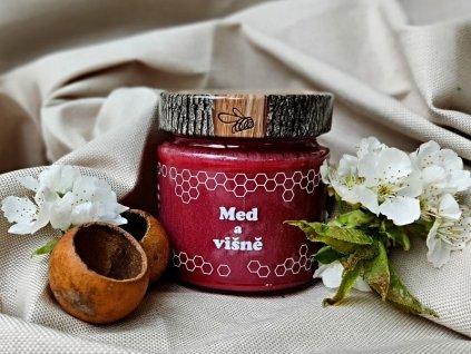 Med a višně