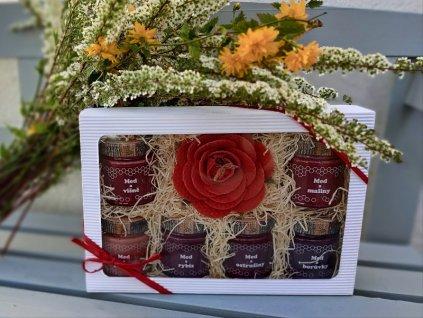 medový dárek 50 odstínů