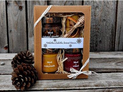vánoční dárek pro dědu a babičku 1