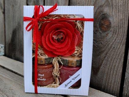vánoční dárek růže 7