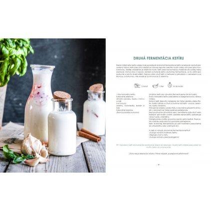 3x kniha Medzi jedlom a láskou