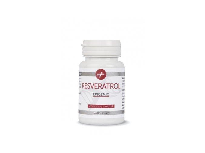 resveratrol epigemic 60 kapsli