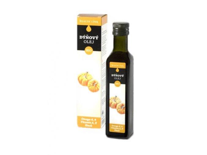 dynovy olej bio raw health link 250ml
