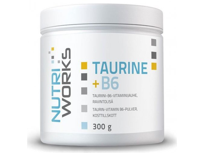 taurine b6 nutriworks