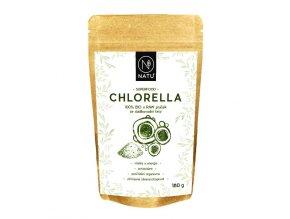 chlorella raw bio prasek natu 180 g
