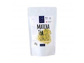 matcha tea raw bio premium natu 70 g