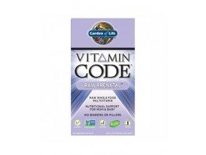 vitamin code raw prenatal 180kapsli