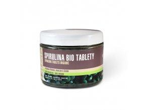 spirulina tablety bio