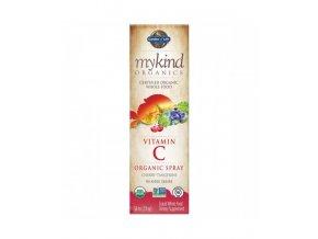 mykind organics vitamin C ve spreji cherry 500x600