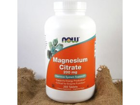 now magnesium citrate 250 tablet