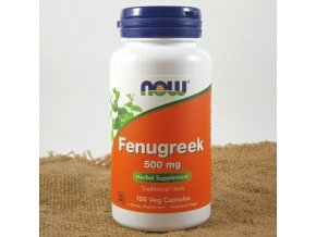 now fenugreek 500mg 100kapsli