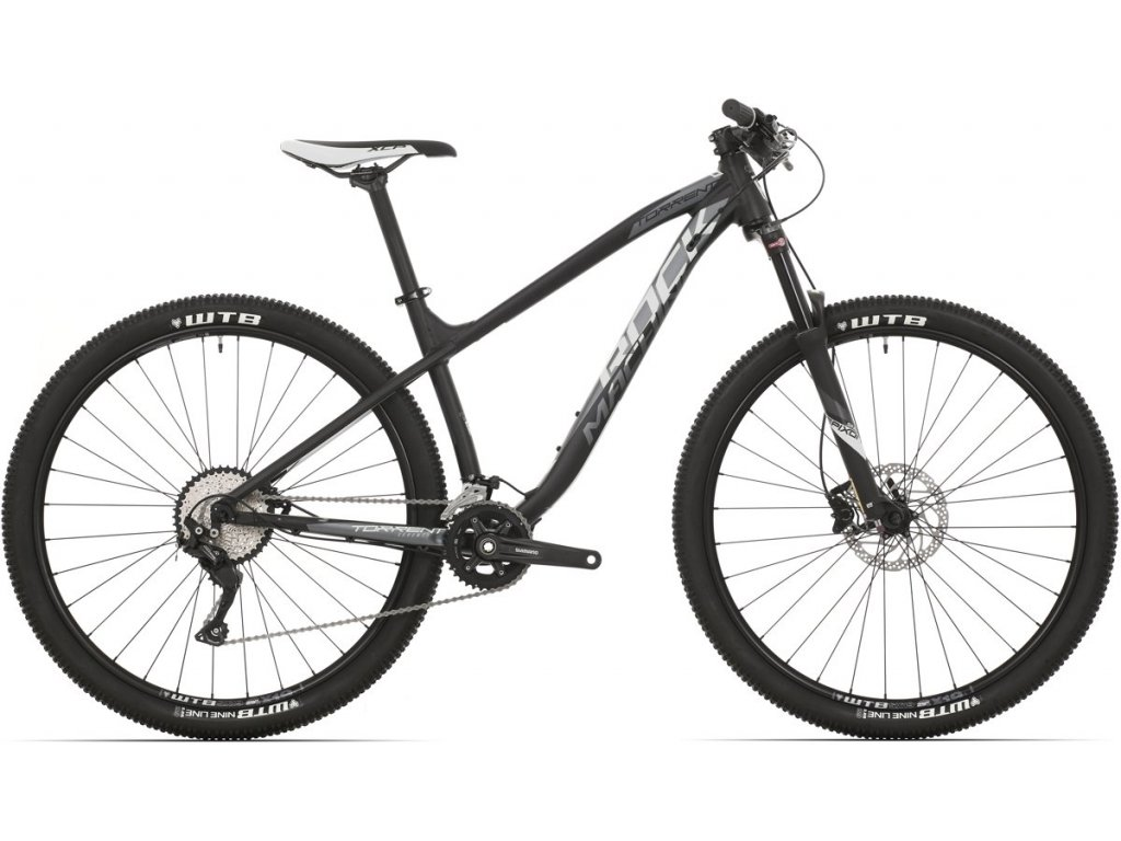 Rock Machine Torrent 70 29 mat black/light grey/antracite 2019  Pro registrované možnosti Bonusu